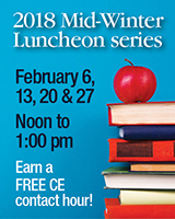Mid-Winter Luncheons Series 2018