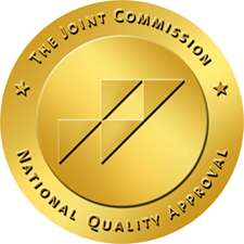 Accredited by The Joint Commission