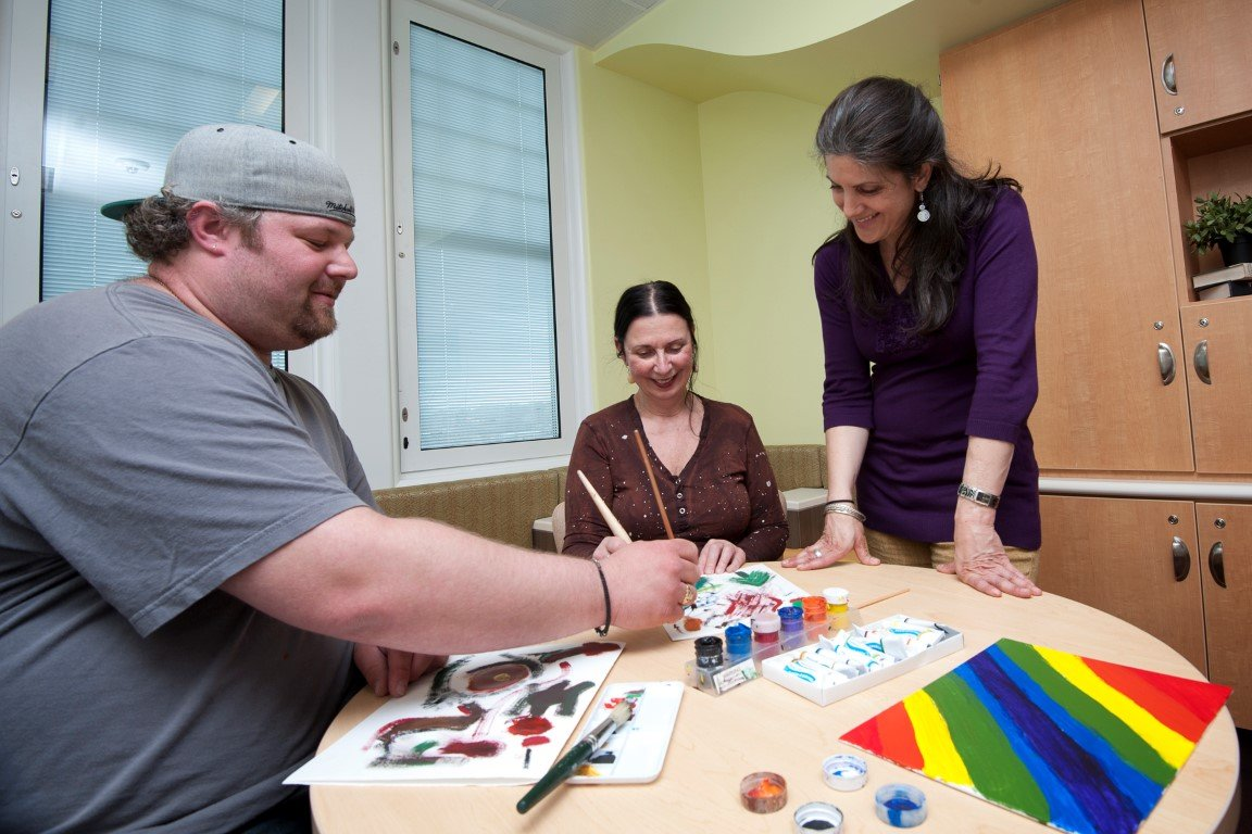 Gay mental health retreats